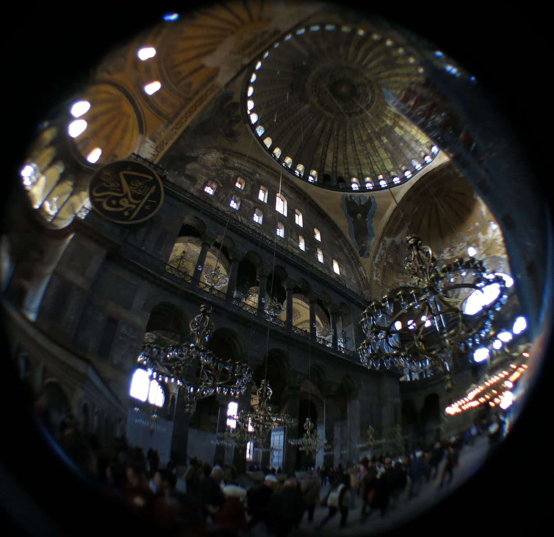 Turkey-Istanbul-Hagia-Sofia