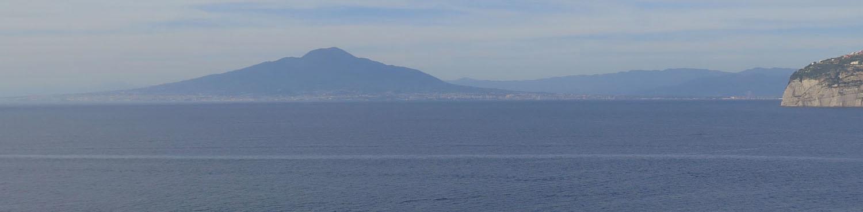 Italy-Sorrento-Mount-Vesuvius