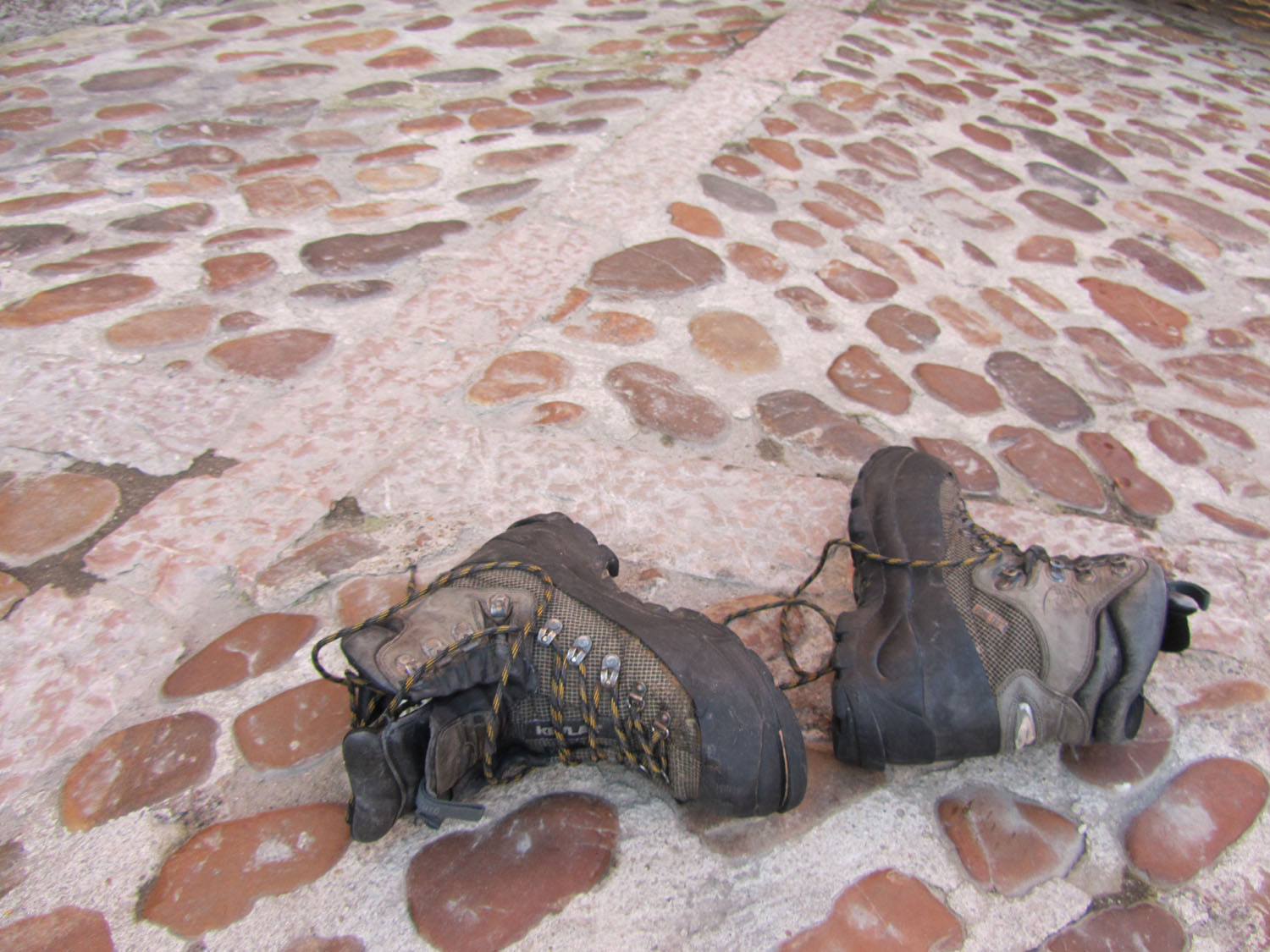 Camino-De-Santiago-Sights-And-Scenery-Boots