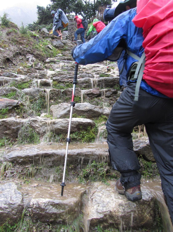 Nepal-Everest-Region-Trek-Day-06-Rain