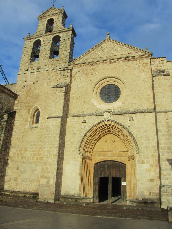 Camino-De-Santiago-Sights-And-Scenery-San-Juan-De-Ortega-Church
