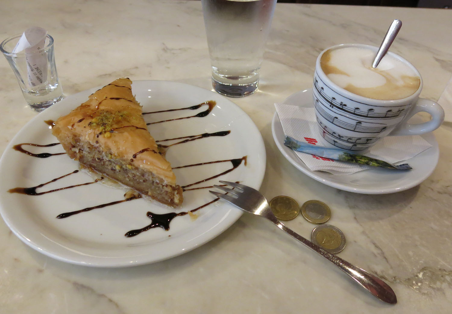 Greece-Food-And-Drink-Baklava