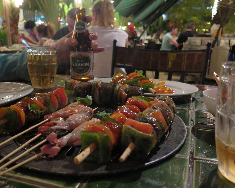 Vietnam-Ho-Chi-Minh-City-Barbeque-Garden