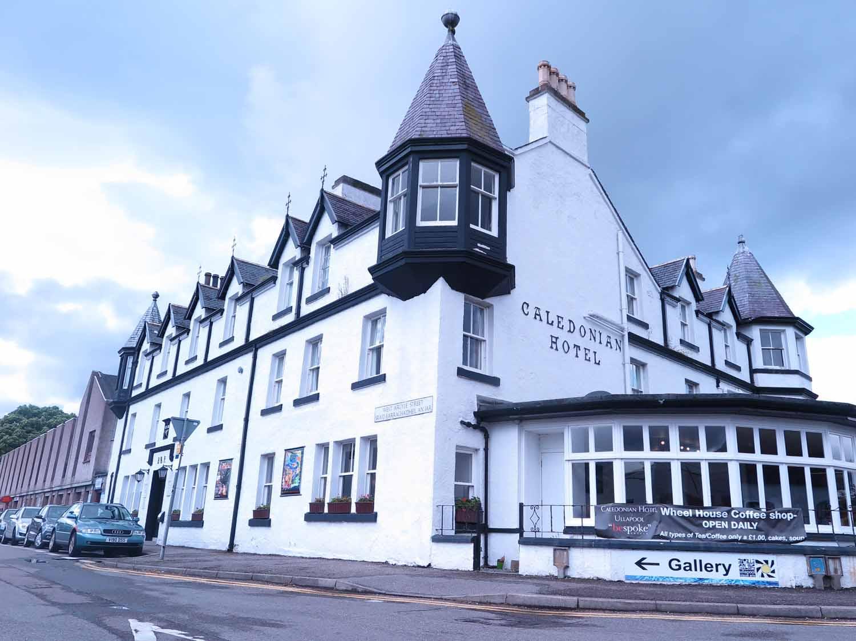 Scotland-Highlands-Ullapool-Caledonian-Hotel