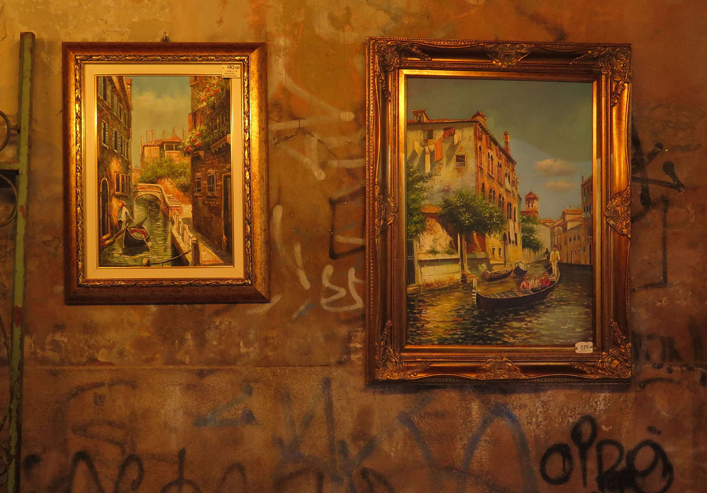 Italy-Venice-Wandering-Around-Paintings
