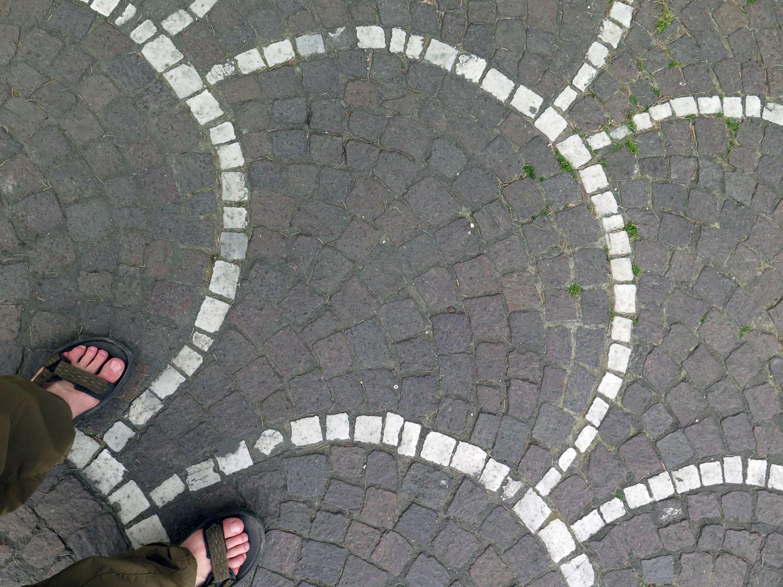Italy-Sorrento-Cobblestones