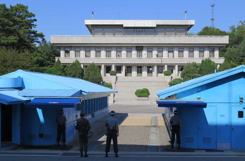 Korea-DMZ-JSA-Bob