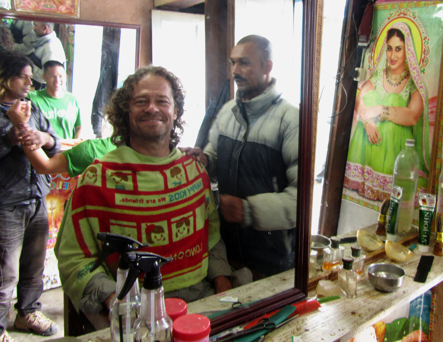 Nepal-Everest-Region-Trek-Day-09-Lukla-Shave
