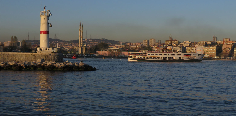 Turkey-Bosphorus-Kadikoy