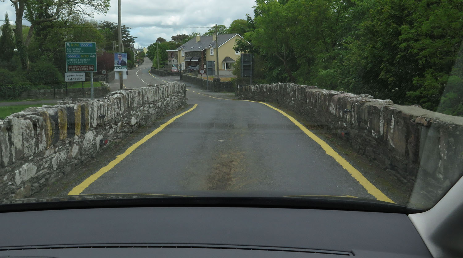 Ireland-Driving-Bridge