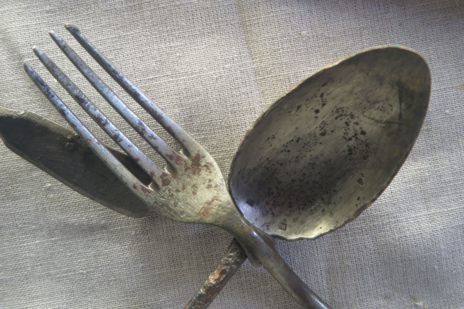 Poland-Auschwitz-Plunder-Utensils