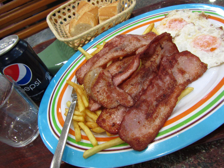 Spain-San-Sebastian-Supper