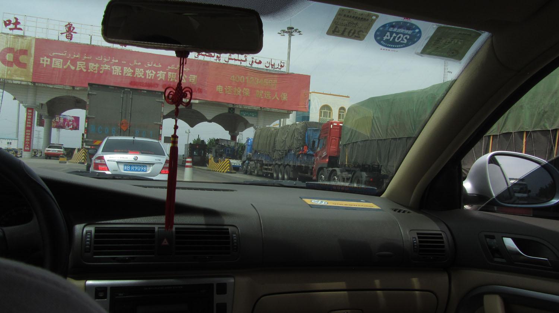 China-Turpan-Desert-Drive-Toll