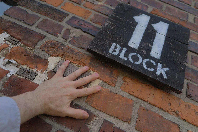 Poland-Auschwitz-Block-11