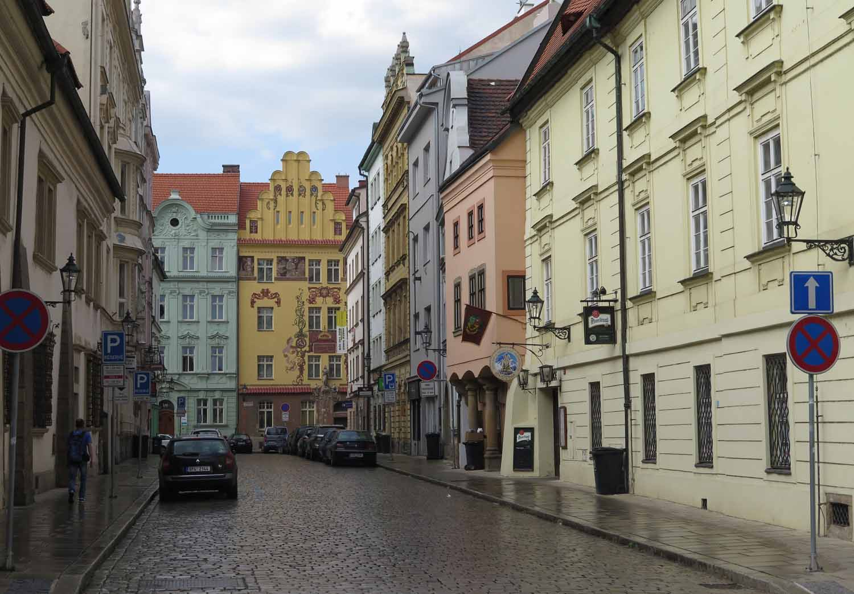 czech-republic-plzen-empty-street