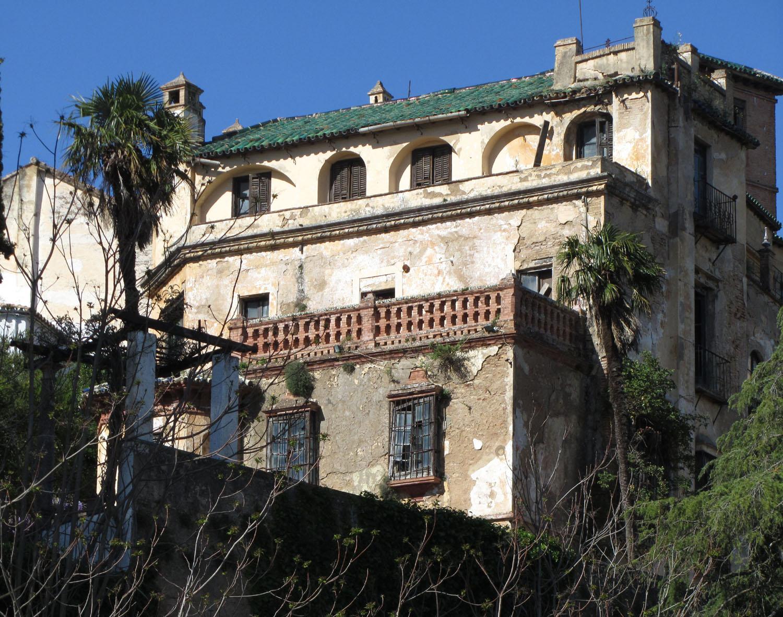Spain-Ronda-Architecture