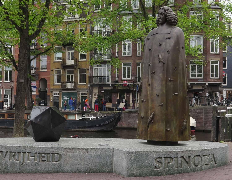 Netherlands-Amsterdam-Spinoza