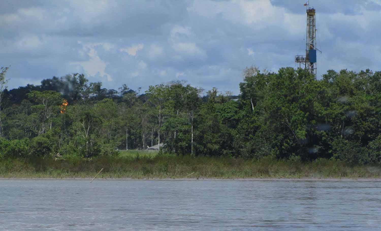 Amazon-Oil-Rig