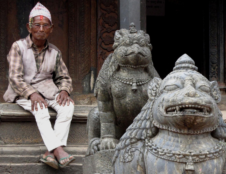 Nepal-Patan-Hindu-Temple