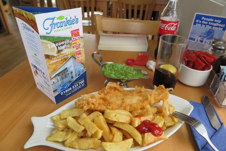 Scotland-Shetland-Fish-And-Chips