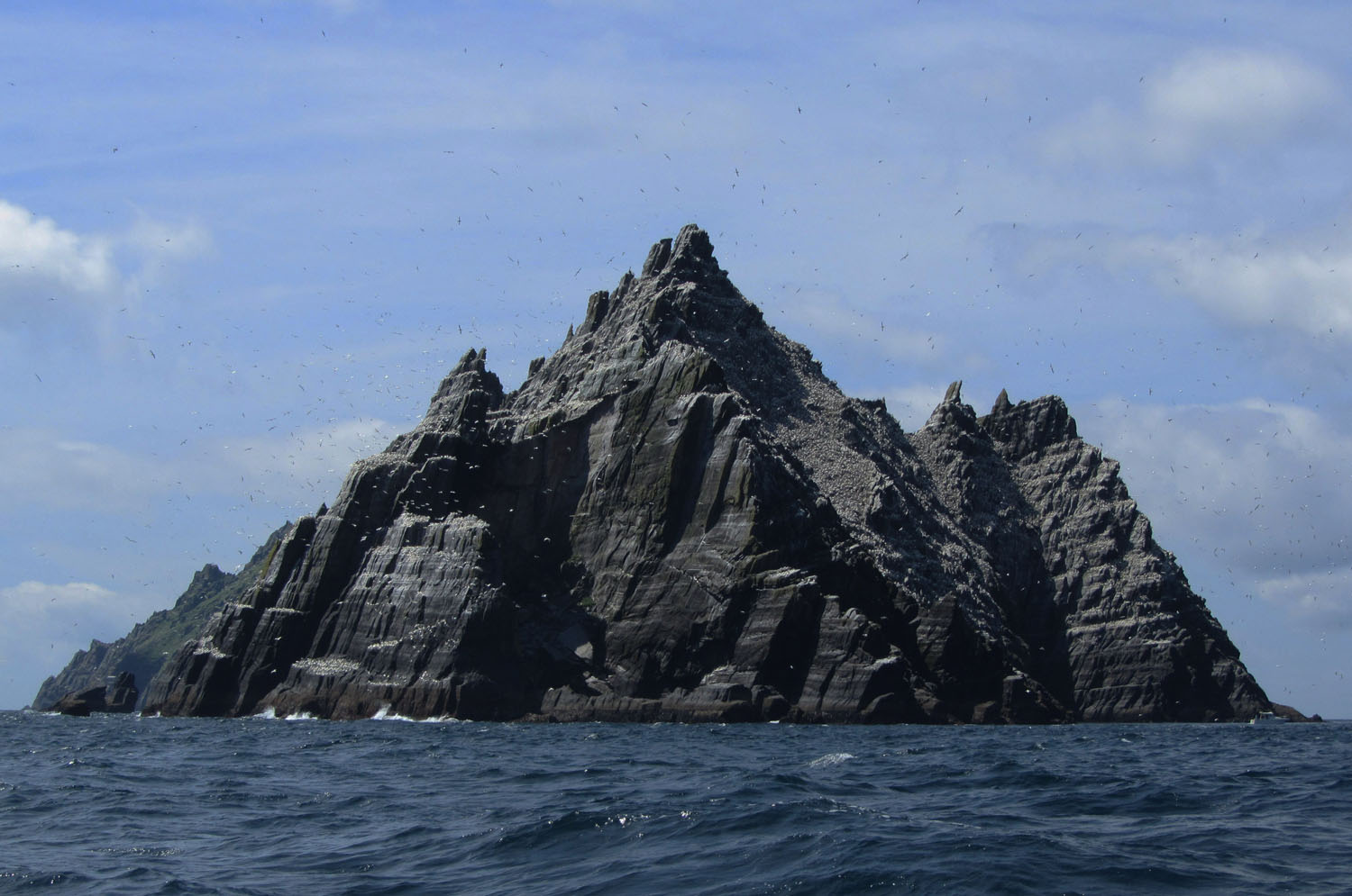 Ireland-Skellig-Islands-Gannets