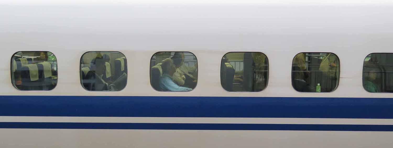 Japan-Shinkansen-Exterior