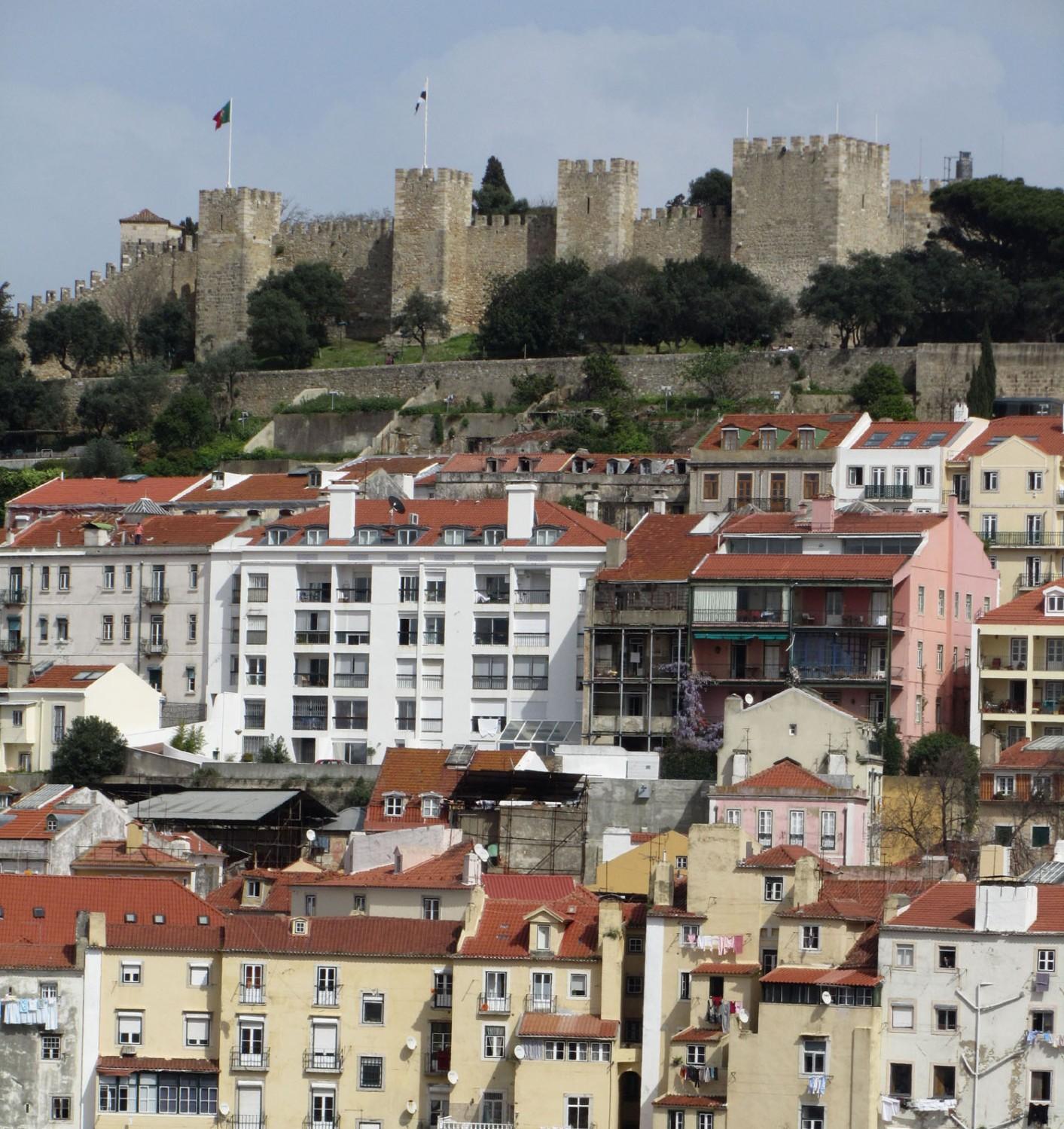 Portugal-Lisbon-Castle