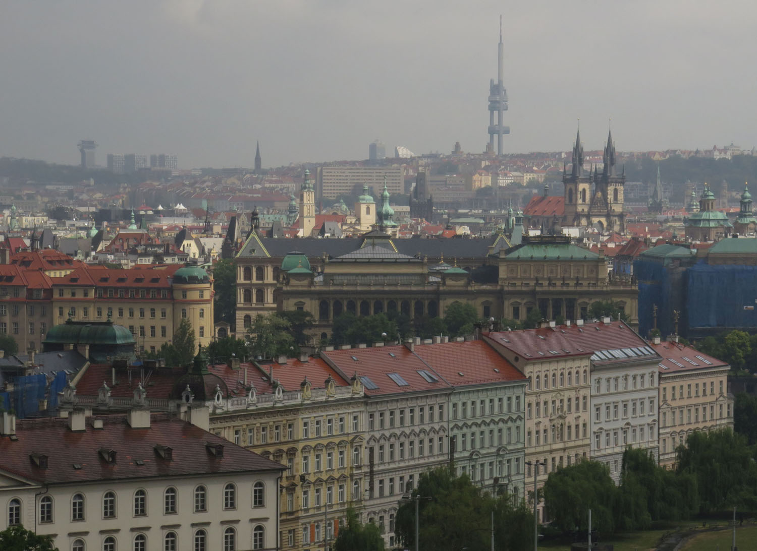 czech-republic-prague-skyline