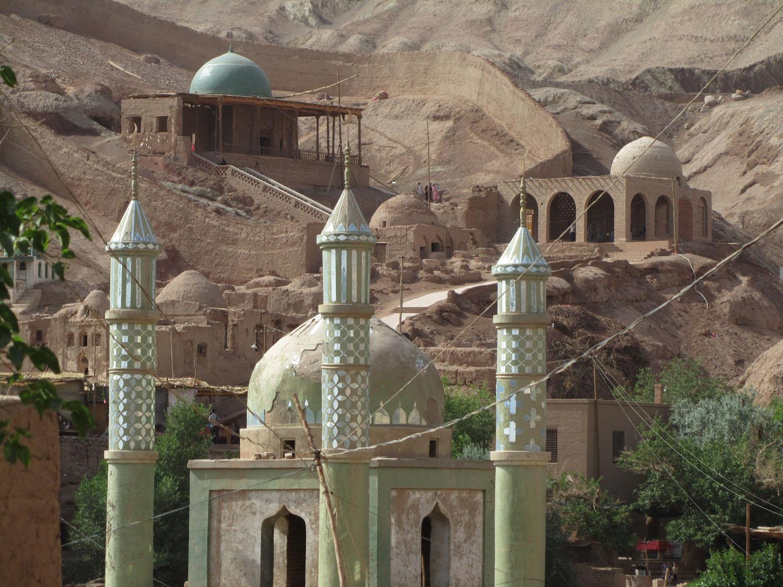 China-Turpan-Tuyoq-Mosque
