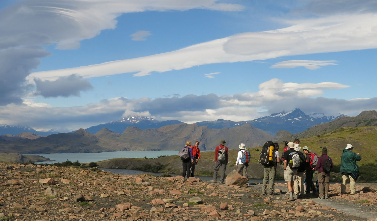 Patagonia-Paine-W-Trek-Day1-Torres-Del-Paine-Hike