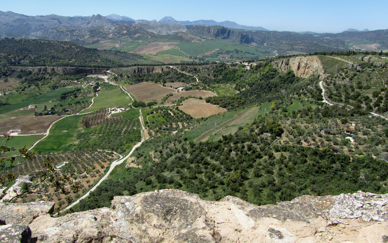Spain-Ronda-Countryside