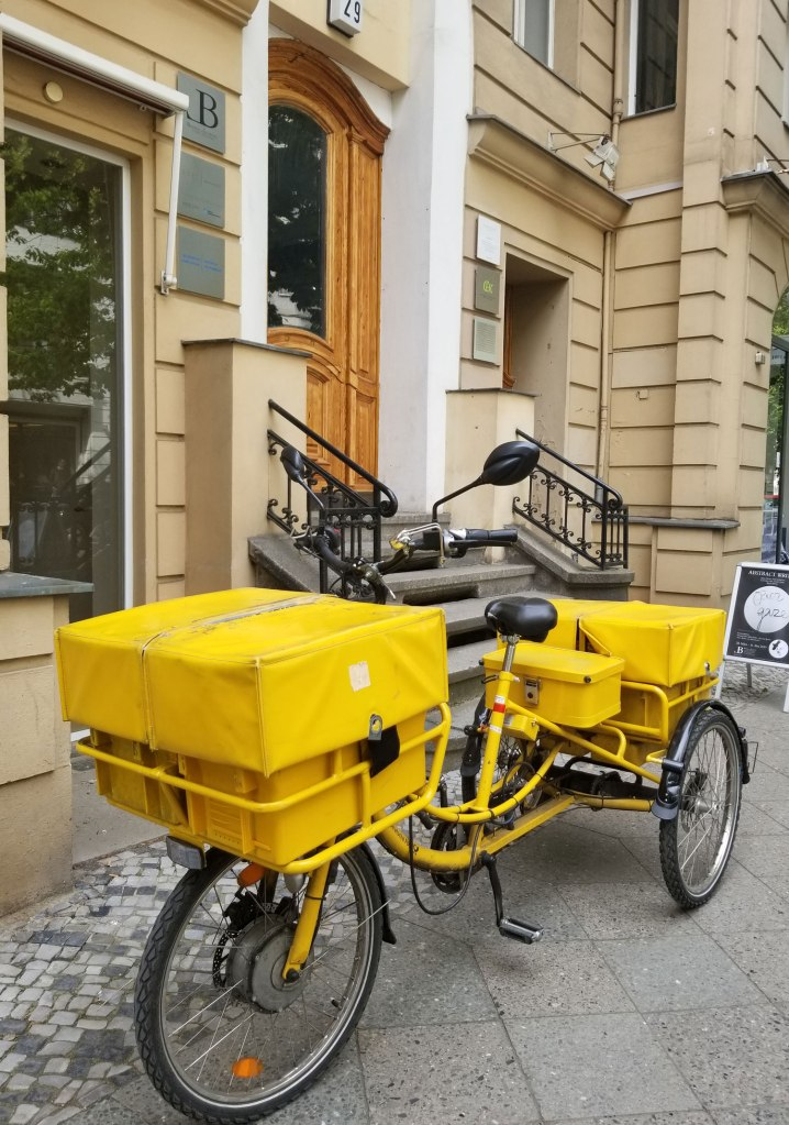 Germany-Berlin-Mail-Delivery
