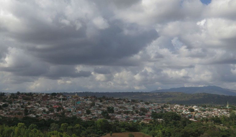 Ethiopia-Harar-Walled-City
