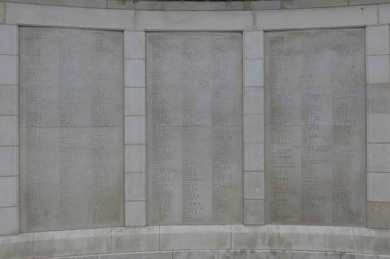 Belgium-Ypres-Commonwealth-Cemetery-Names