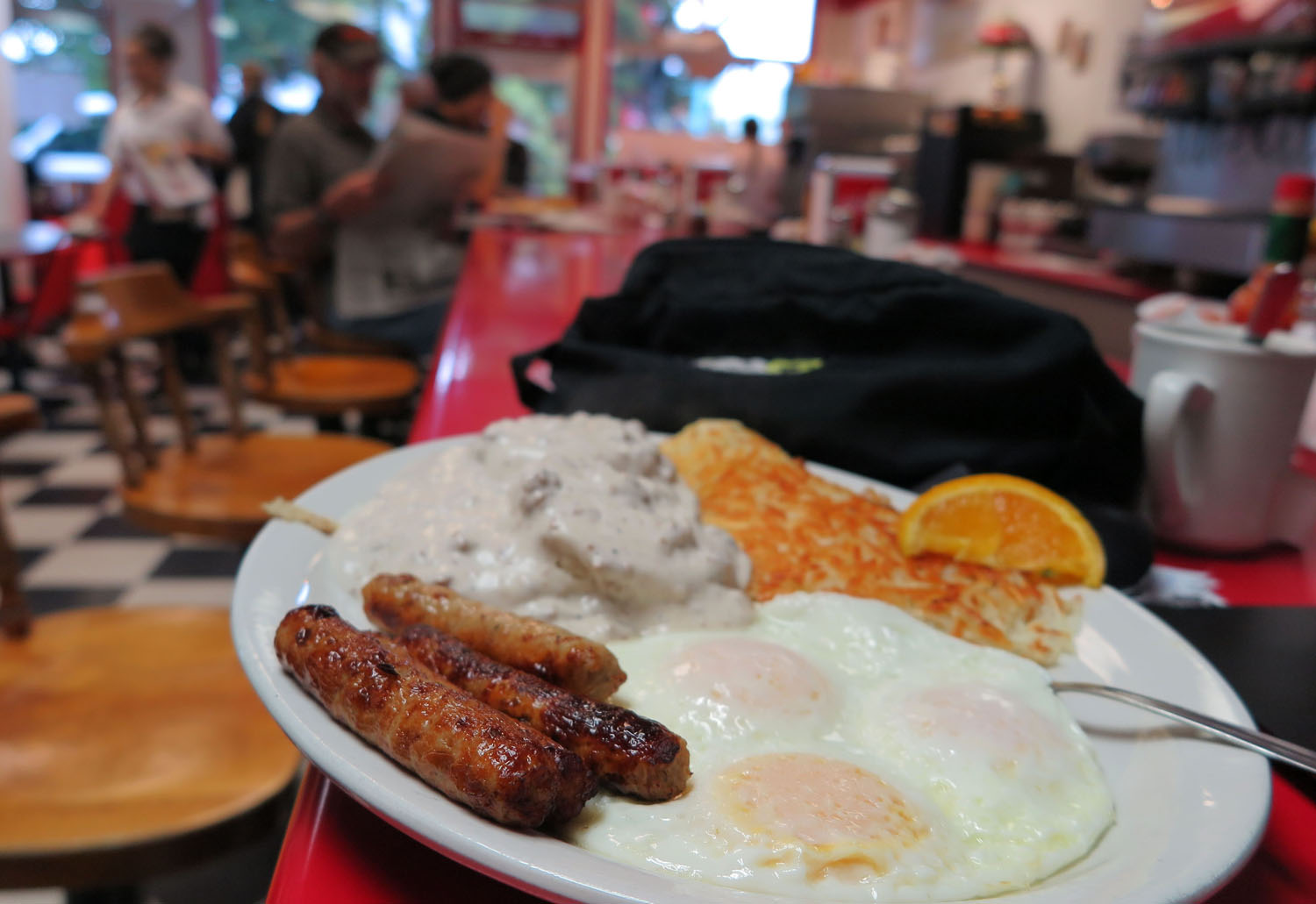 Alaska-Ketchikan-Pioneer-Cafe-Breakfast