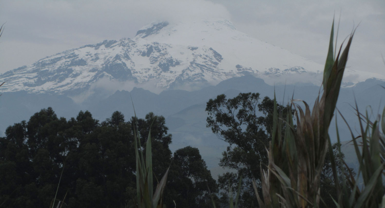 Ecuador-Countryside-Volcano