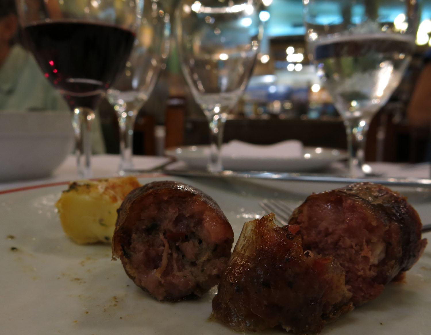 Argentina-Buenos-Aires-Food-And-Drink-Chorizo