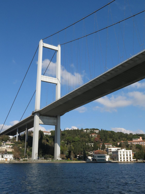Turkey-Bosphorus-Bridge