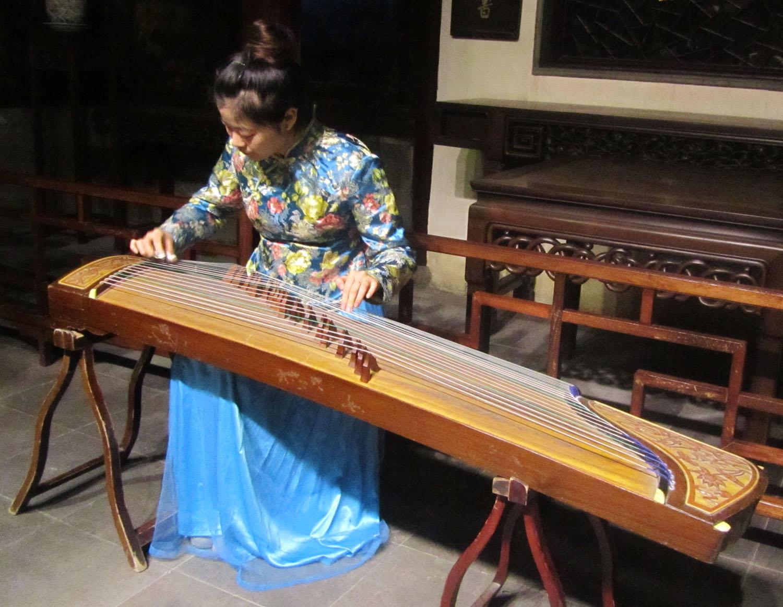 China-Suzhou-Zither