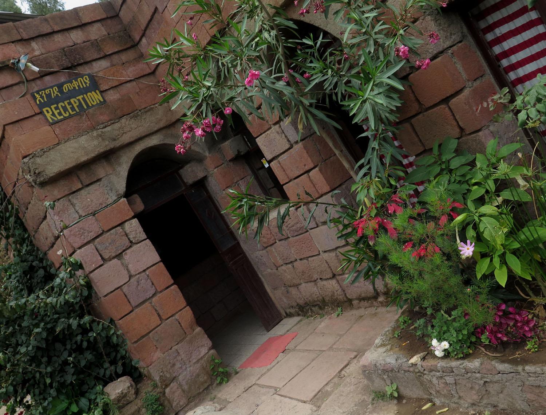 Ethiopia-Lalibela-Hotel