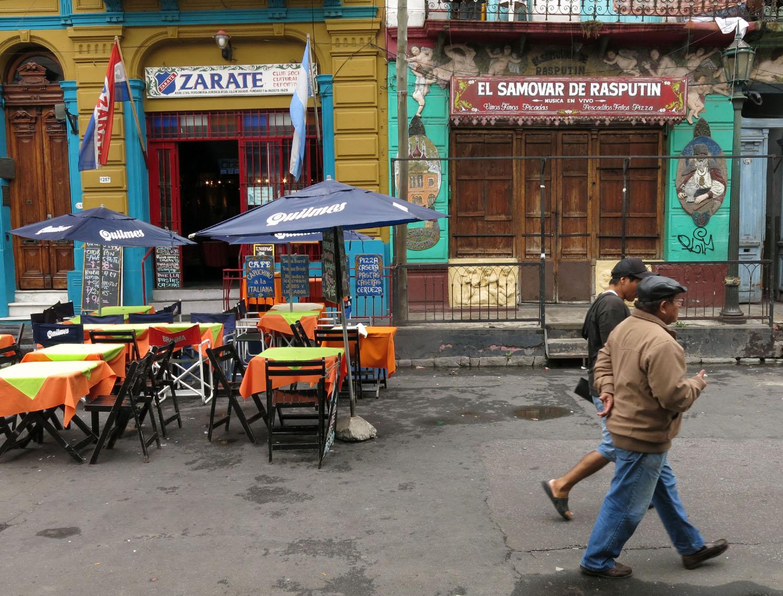 Argentina-Buenos-Aires-La-Boca-Street