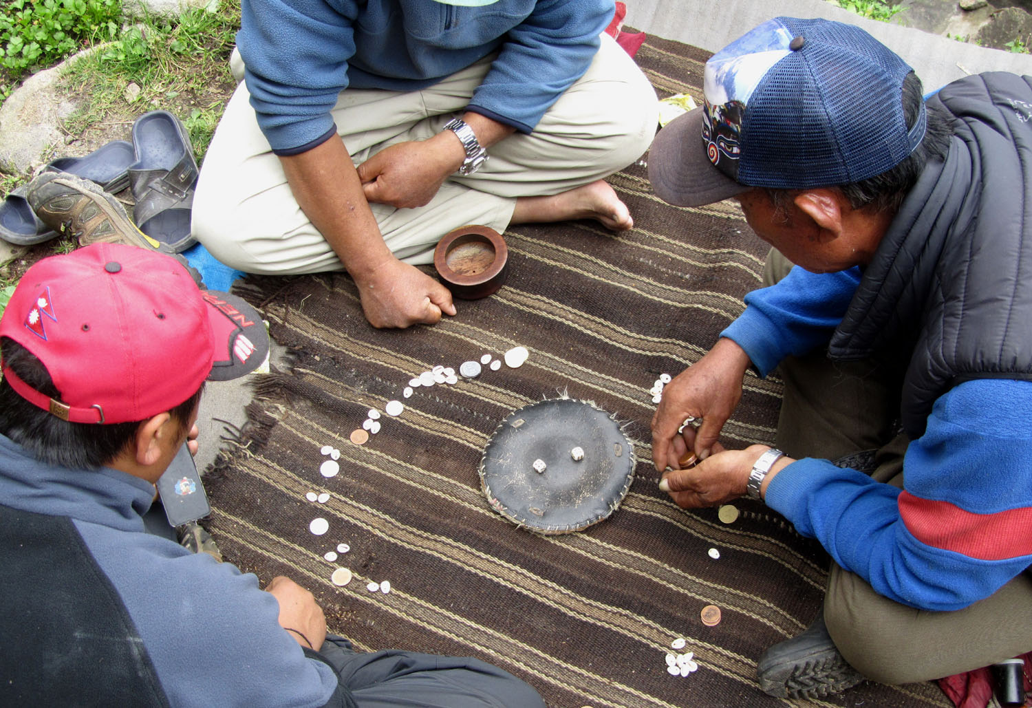 Nepal-Everest-Region-Trek-Day-07-Namche-Game