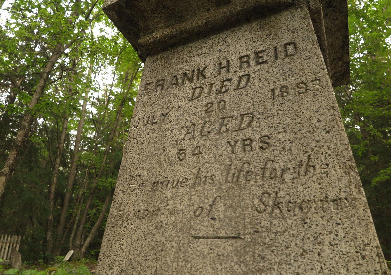 Alaska-Skagway-Cemetery-Frank-Reid