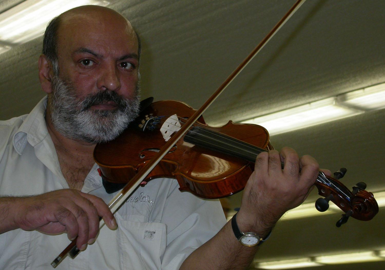 Hungary-Budapest-Music-Violin