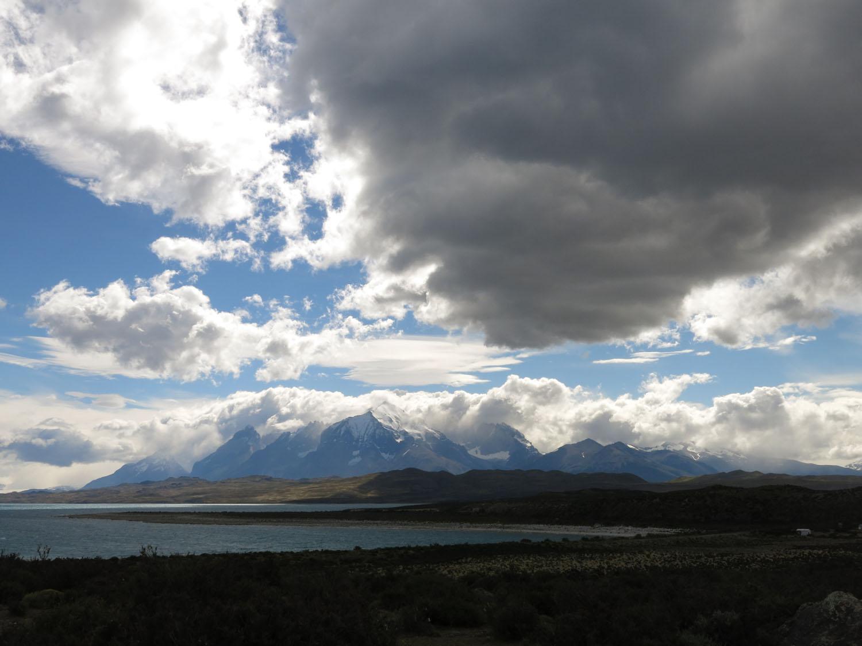 Patagonia-Paine-W-Trek-Day0-Paine-Massif