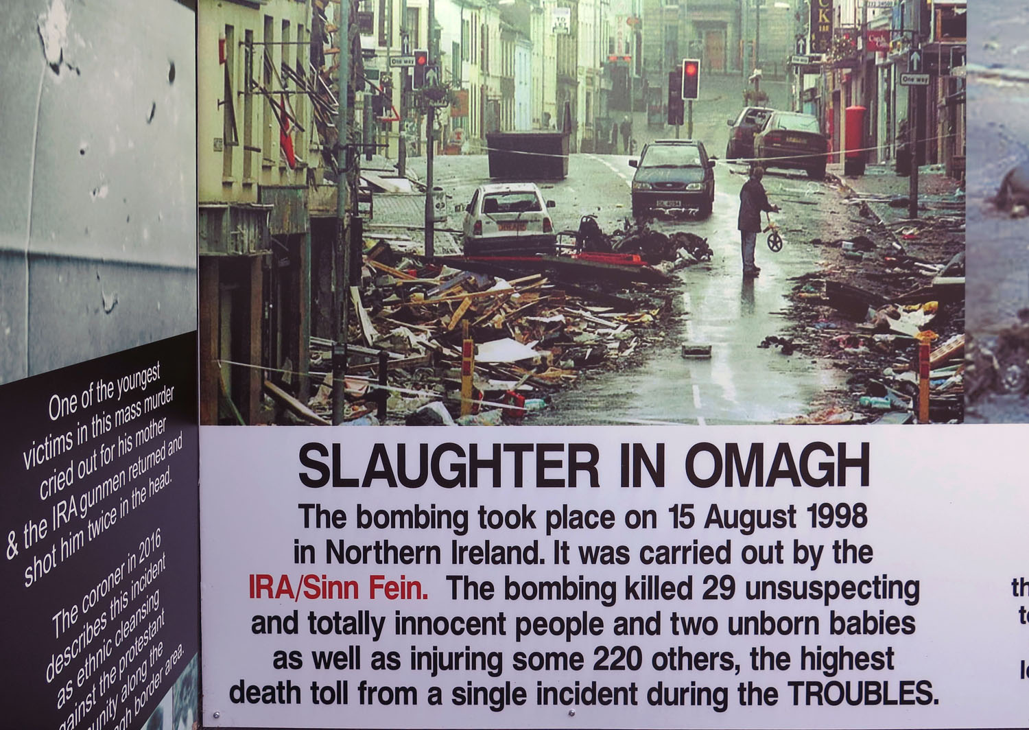 Northern-Ireland-Belfast-The-Troubles-Loyalist-Remembrance-IRA-Bombing-Omagh