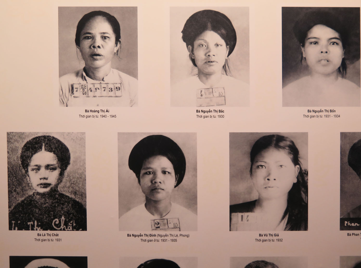Vietnam-Hanoi-Hoa-Lo-Prison-French-Occupation-Female-Patriots