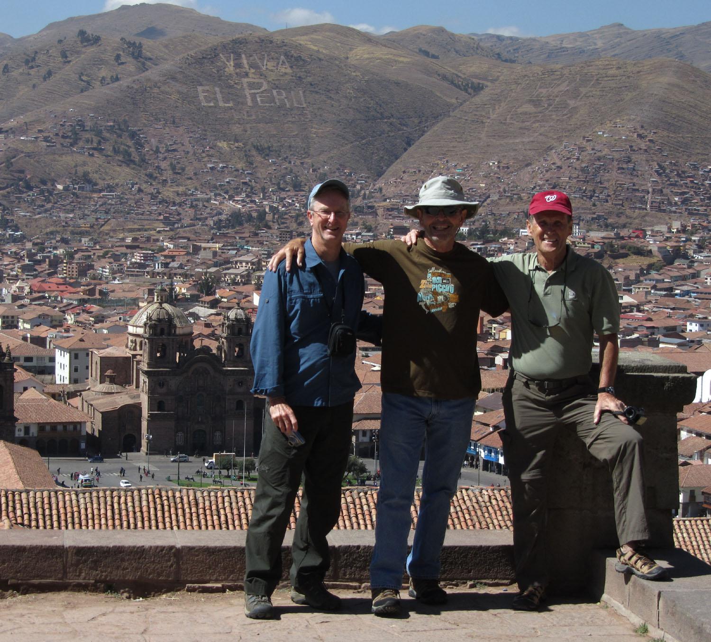 Peru-Cusco-Jim-Gary-John