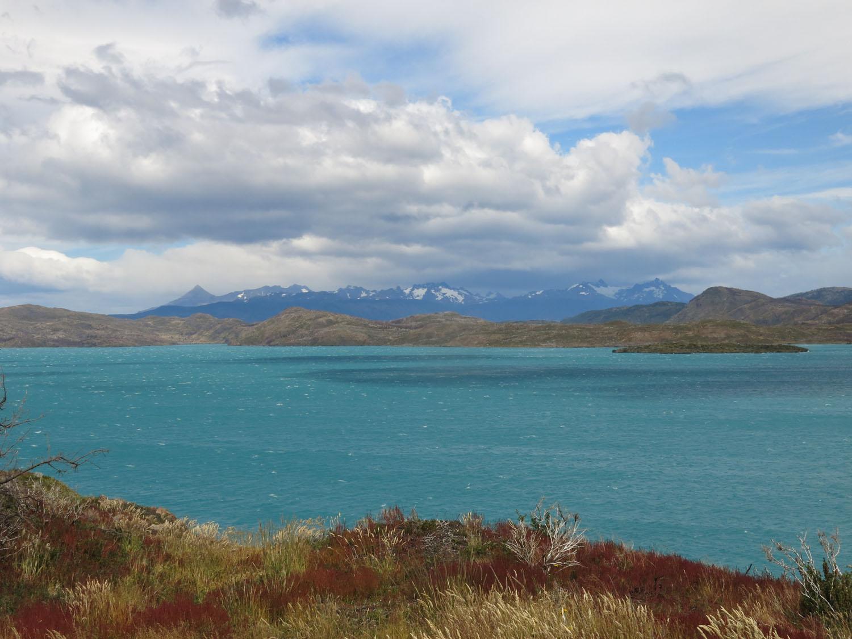 Patagonia-Paine-W-Trek-Day3-Hike-Lake
