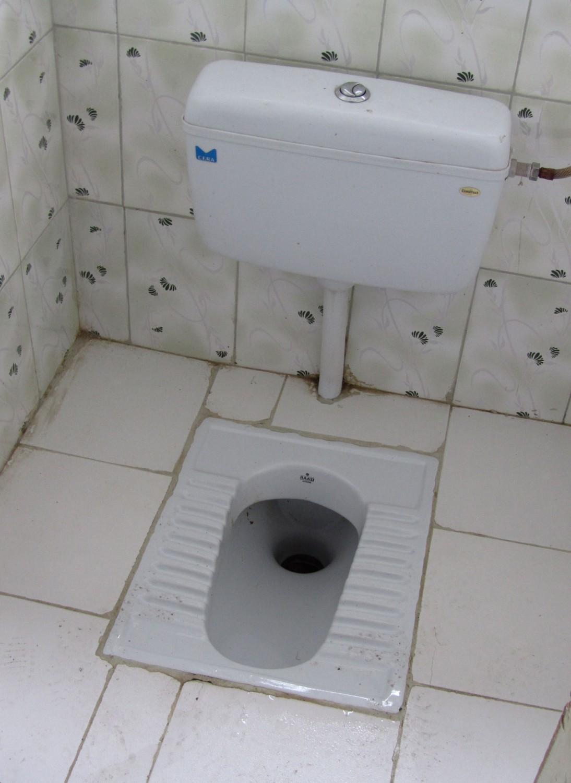 Nepal-Kathmandu-Toilet
